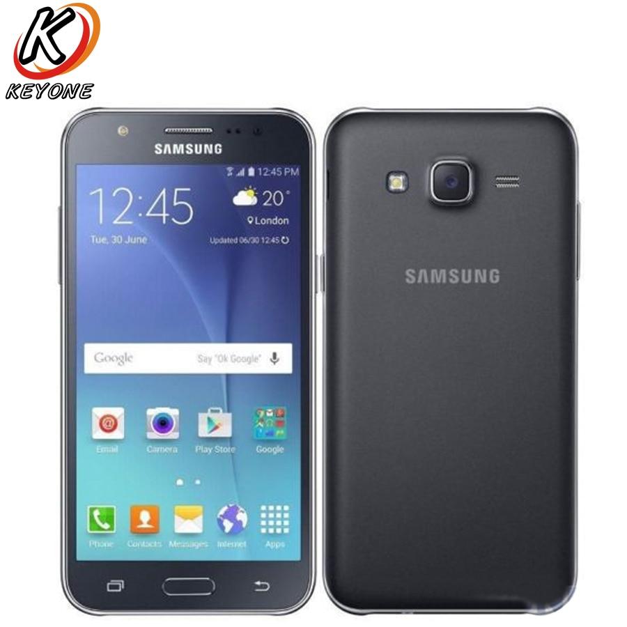 New Samsung Galaxy J1 2016 DS J120H Mobile Phone 1GB RAM 8GB ROM 4 5 inch