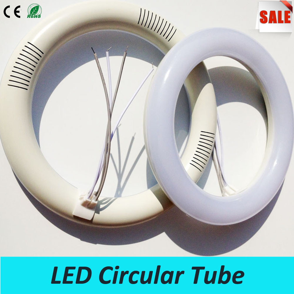 Utility Warehouse Free Light Bulb Replacement Service: Energy Savers AC90 240V Circular T9 Tube Lights LED
