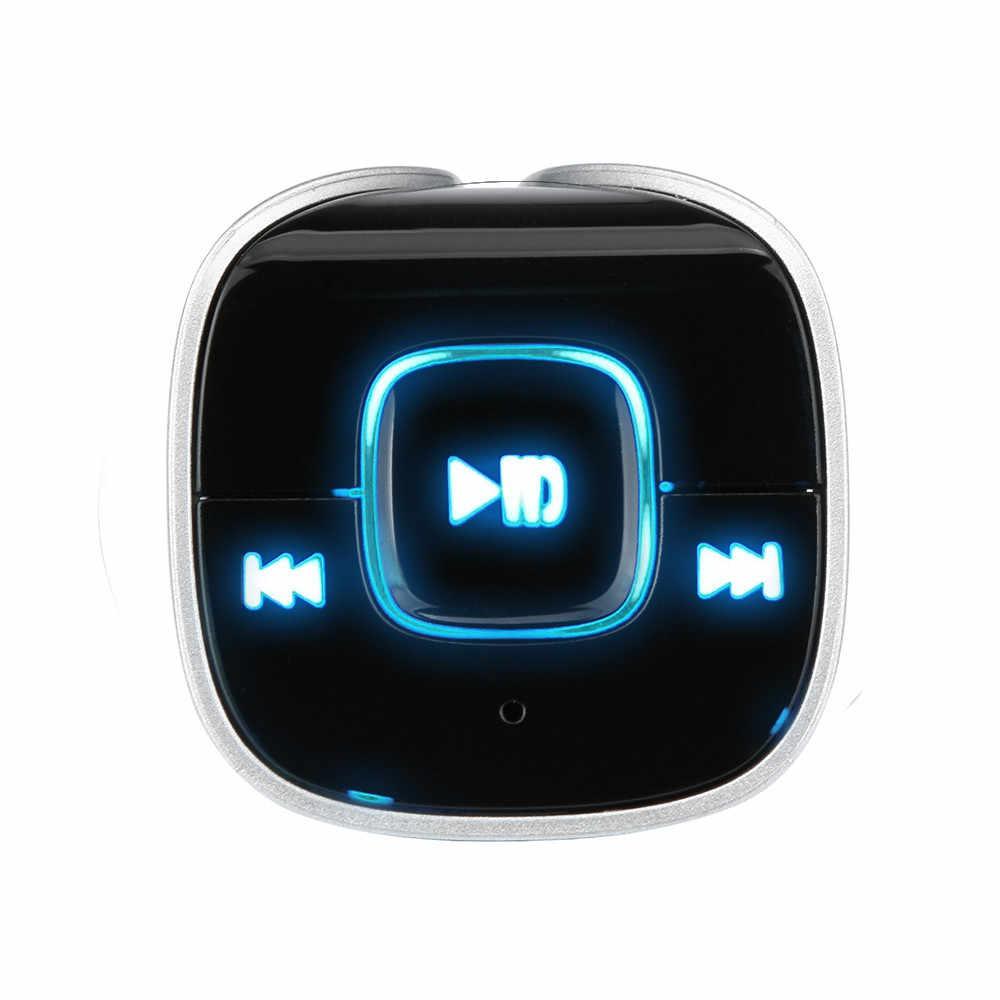 Kit de voiture sans fil Bluetooth mains libres transmetteur FM Radio lecteur MP3 chargeur USB 7.19