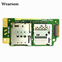 For Lenovo TB2-X30 TB2-X30L Sim Board New TB2-X30M Sim SD Card Slot Board Free shipping with tracking number