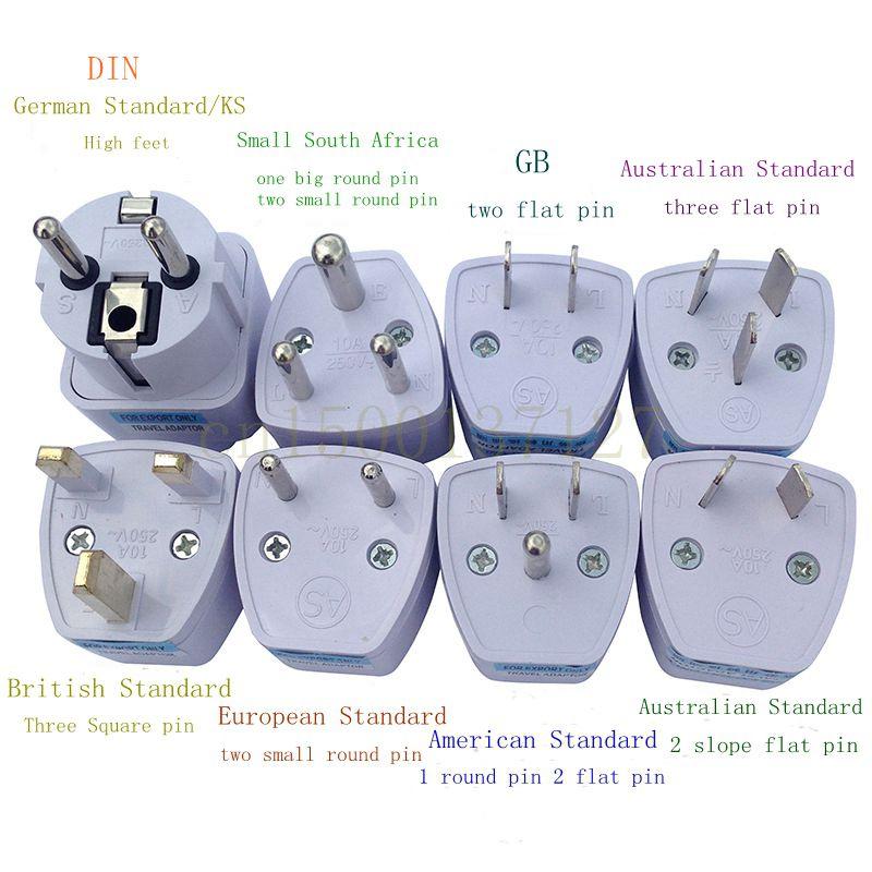 universal electrical socket adapter eu uk us au power. Black Bedroom Furniture Sets. Home Design Ideas