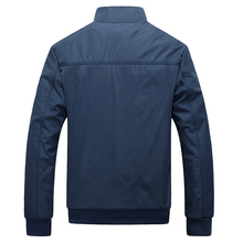 Polyester Casual Bomber Men's Jackets