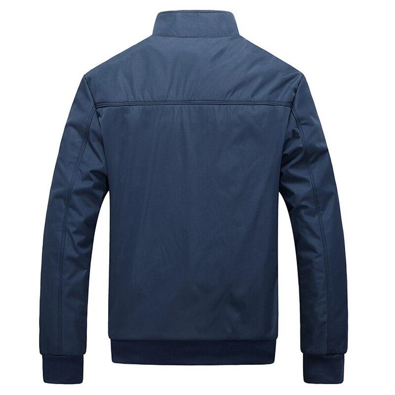 мужская куртка мужской пальто повседневная тонкий Fit мандарин, водонепроницаемый куртки м-XXXL новое поступление 2017 года мужские пальто