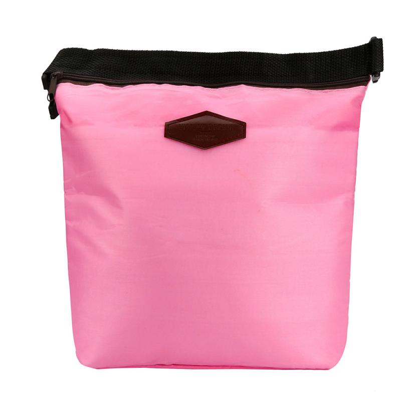 Molave Lunch bags Tote Picnic Waterproof Thermal Cooler Insulated Lunch Box Portable Tote Storage Picnic Bags DEC7