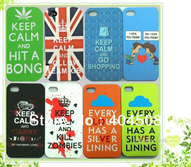 2013New Keep Calm I'M sexy hard back case cover shell skin for iphone 5 5s lovers cell phone mobile case free shipping