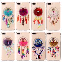 Luxury Crystal Soft TPU Case For Iphone 7 Plus 4 7 5 5 Diamond Case For
