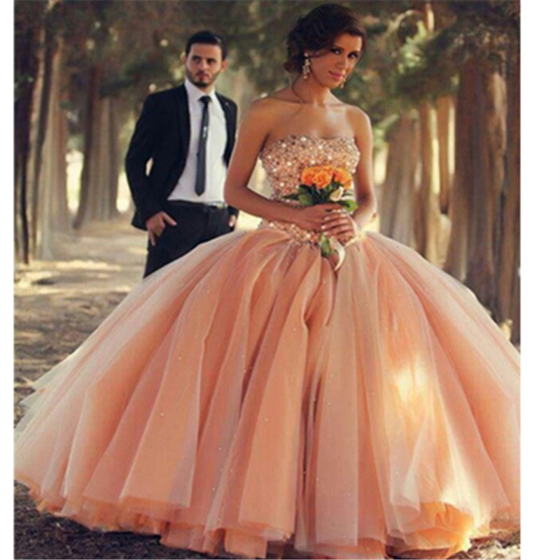 Online Buy Wholesale orange wedding dress from China ...  Online Buy Whol...