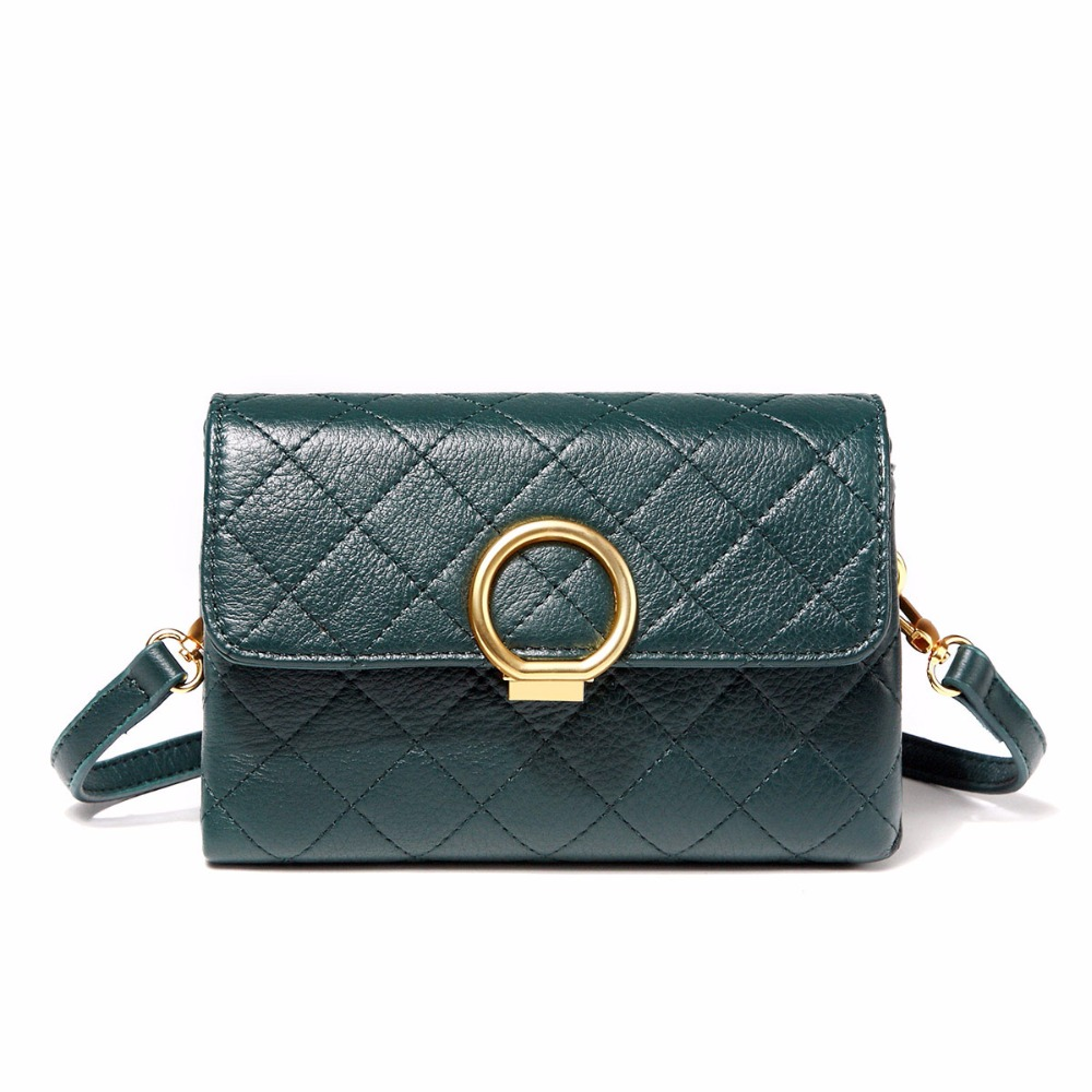 Girls Genuine Leather Mini Crossbody Bags Famous Designer Purses And Handbags Candy Color Diamond Lattice Small Messenger bag luyo candy color vintage box small women messenger crossbody bags for flap purses and designer handbags high quality leather