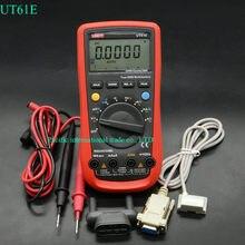UNI-T UT61E Высокая Надежность Цифровой Мультиметр Современные Цифровые Мультиметры AC DC Метр CD Подсветки и Удержания Данных Multitester