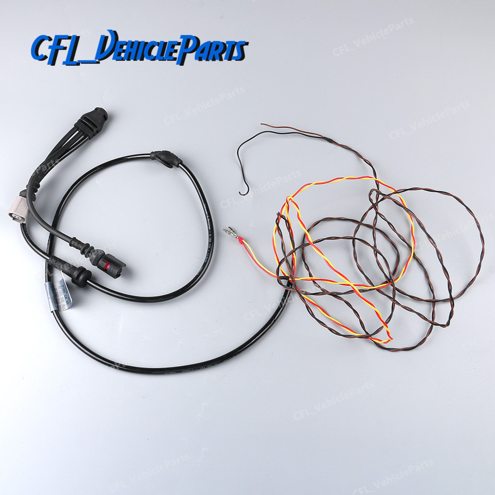 Abs Wheel Speed Sensor Wire Harness 4g0972254d For Audi A6 Avant Wiring 2011 2016 Allroad Quattro 2013 S6 In Cables Adapters Sockets