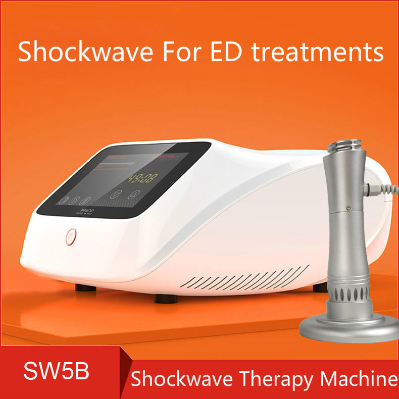 2019 New Style Shockwave Therapy Machine/Extracorporeal Shock Wave Therapy Equipment For ED Treatments For Salon Use