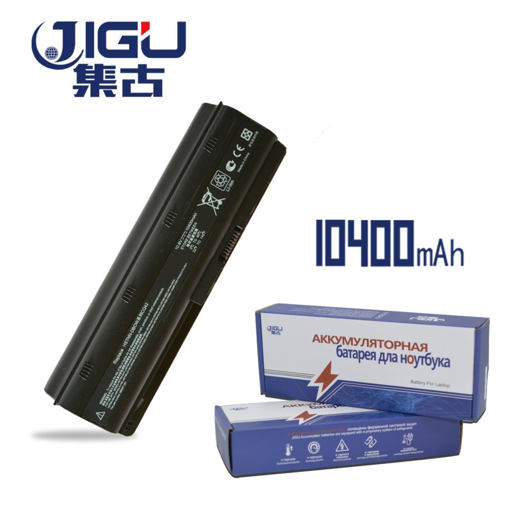 JIGU 12 Cellules Batterie Pour HP Pavilion Dv3 Dm4 Dv5 Dv6 Dv7 G4 G6 G7 Pour Compaq Presario CQ42 CQ32 g42 G62 Mu06 HSTNN-UB0W
