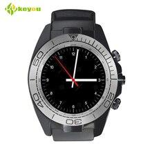 Nueva Sw007 Reloj Inteligente Android Hombres Smartwatch Bluetooth Deporte Cámara Usable Dispositivos ios Apoyo 2G TF tarjeta Sim Reloj teléfono