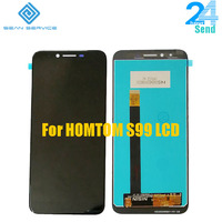 For Original HOMTOM S99 LCD Display +Touch Screen Digitizer Assembly+Tools For HOMTOM S99 5.5 Inch 18:9 Android 8.0 in stock