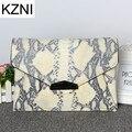 KZNI натуральная кожа сумка дизайнер сумок высокого качества женщины crossbody сумка bolsas femininas bolsas де marcas famosas L122526