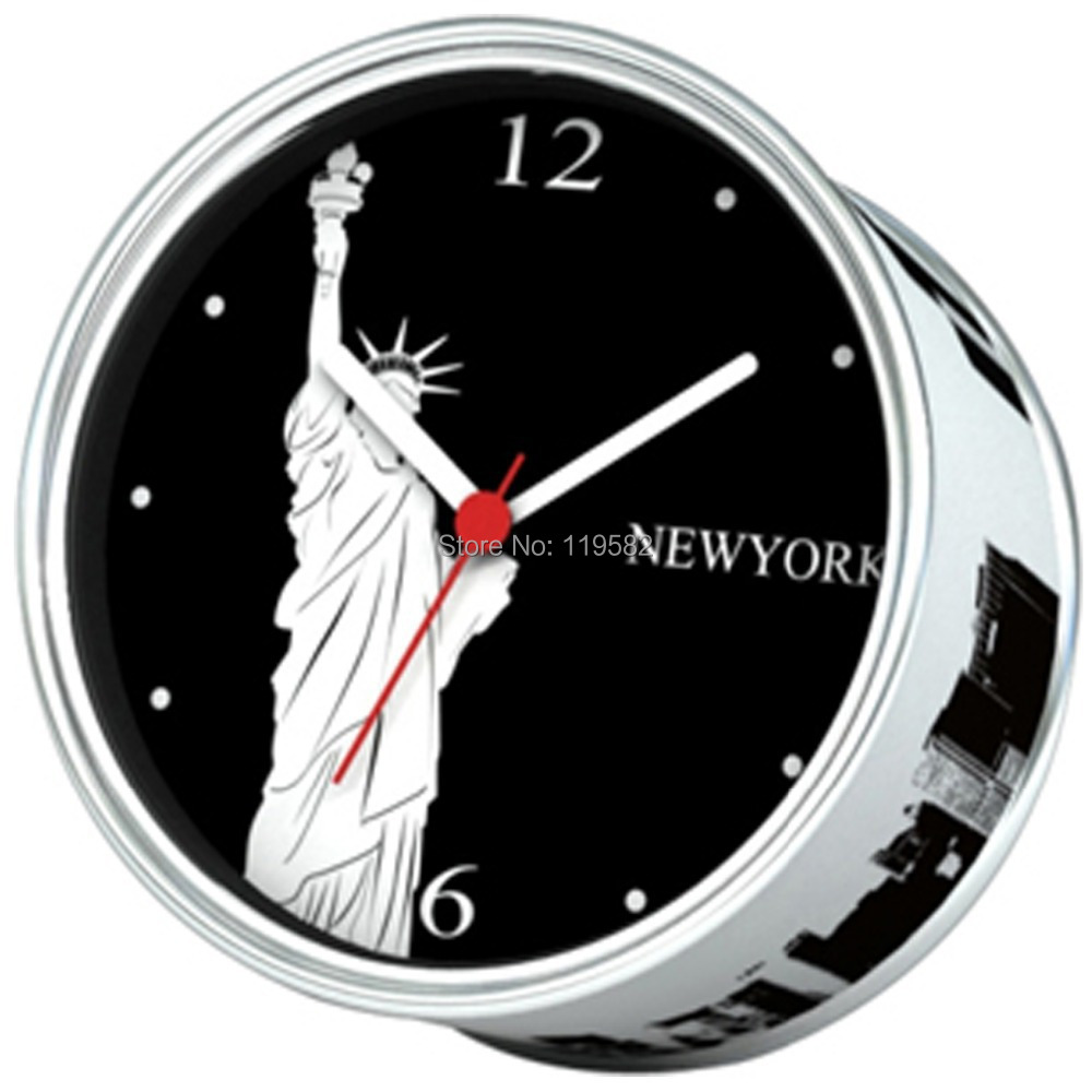 Aliexpress Buy New York Usa City Wall Clocks Gift In Uk