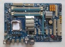 Использовать оригинальный для Gigabyte GA-EP43T-UD3L DDR3 LGA775 775 материнская плата EP43T-UD3L настольных ПК