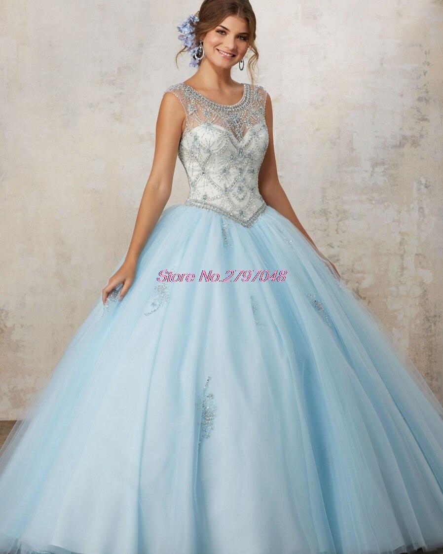 Vestidos De 15 Anos Debutante Gown Ball Gown Quinceanera Dresses ...