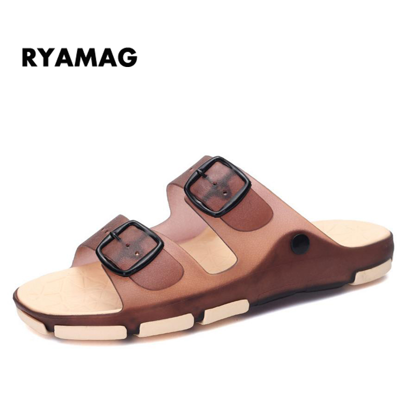 2018 womens playa family sandals cooler eva slippers massage water babouche Clogs womens Fashion flat shoes Summer batts