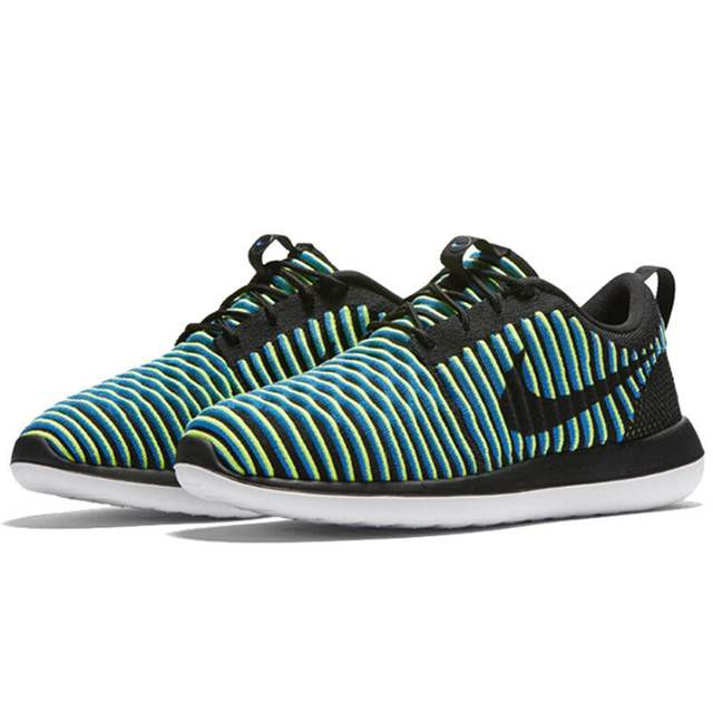 95188af2ab3e Online Shop Original New Arrival NIKE ROSHE TWO FLYKNIT Women s Running  Shoes Sneakers