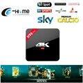 Super Italy H96 PRO S912 VOD IPTV Android 6.0 caixa de TV Do Servidor LiveTV iptv francês áfrica céu itália REINO UNIDO DE árabe iptv Smart tv caixa