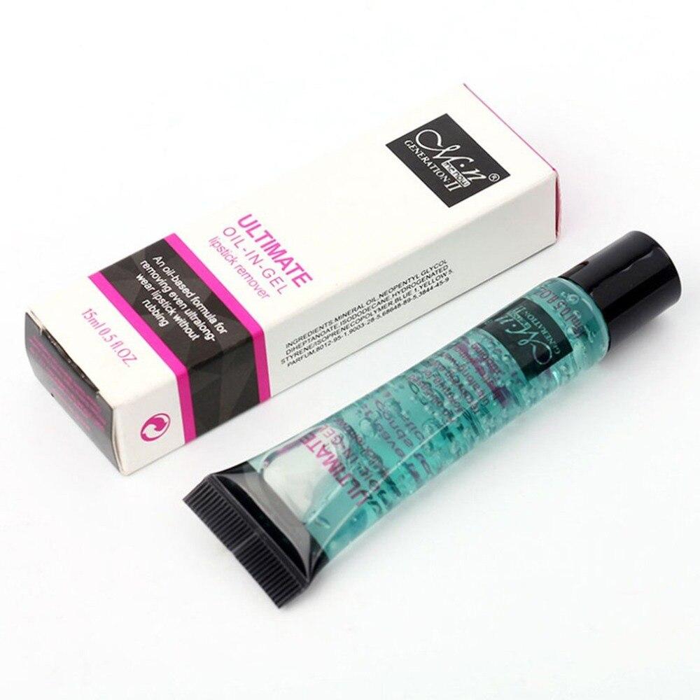 15 ml Natural Facial Gel Removedor de Maquiagem Óleo de Limpeza Removedor de Maquiagem Cuidados Com a Pele Branqueamento de Purificação de Geléia freeshipping venda