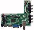 HDMI+AV+YPbPr/YCbCr+VGA +Audio USB+TV (PAL, SECAM) of LCD TV conrtoller  board