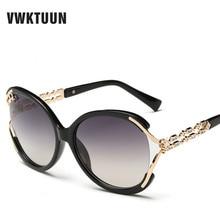 VWKTUUN Vintage Big Sunglasses Women Crystal Frame Sun Glasses Retro Oversized Glasses Female Eyewear Brand Outdoor Sport Oculos