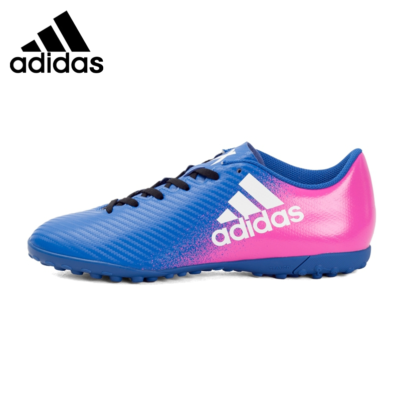 Original New Arrival 2017 Adidas X 16.4 TF Men's Football/Soccer Shoes Sneakers tiebao a13135 men tf soccer shoes outdoor lawn unisex soccer boots turf training football boots lace up football shoes