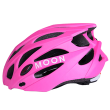 MOON Ultralight 275g Bicycle Helmet In-mold Cycling Helmet Mountain Road MTB Bike Helmet 55-61CM Casco Ciclismo