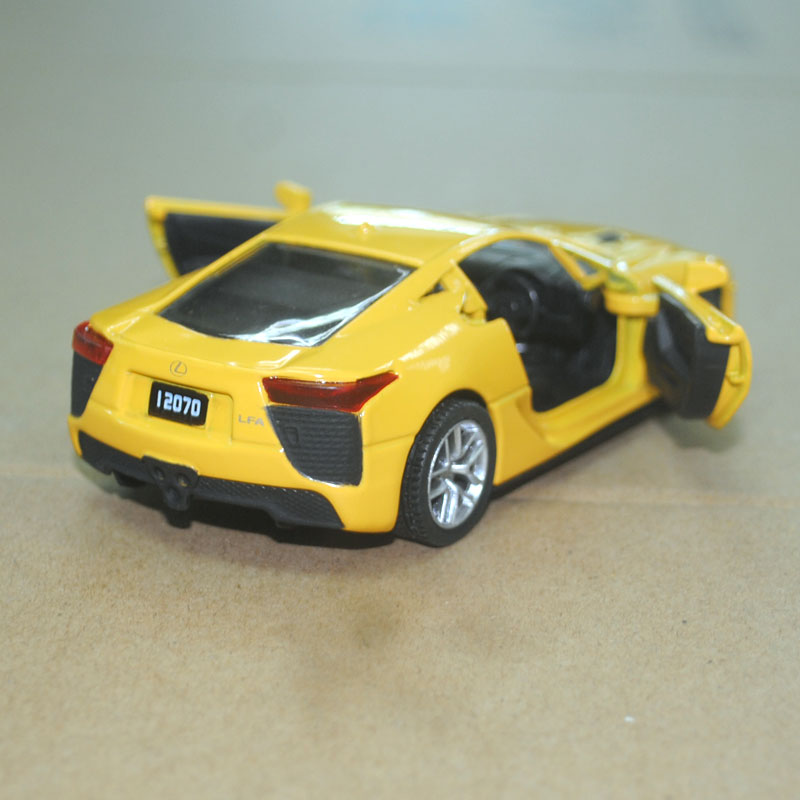 Beautiful Brand New JOYCITY 1/36 Scale JAPAN Lexus LFA Diecast Metal Pull Back Car  Model Toy For Gift/Kids/Collection In Diecasts U0026 Toy Vehicles From Toys U0026  Hobbies ...