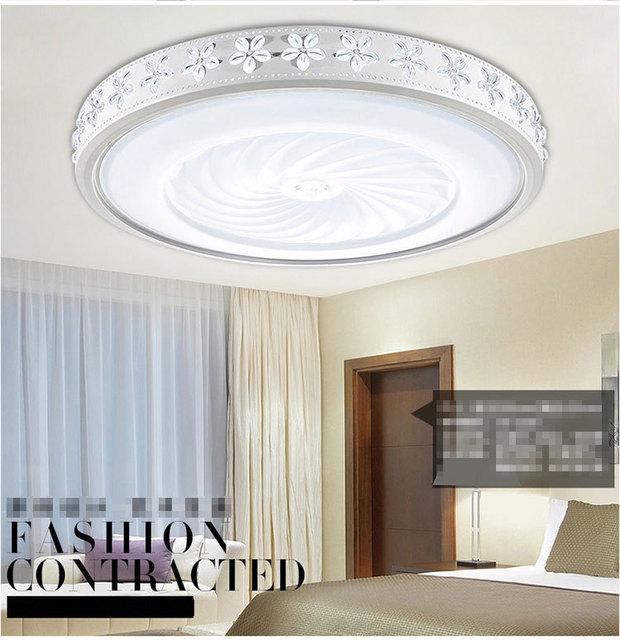 Lampara organza romntica 1632 lmpara de 3 luces de tela - Lamparas de dormitorio de techo ...