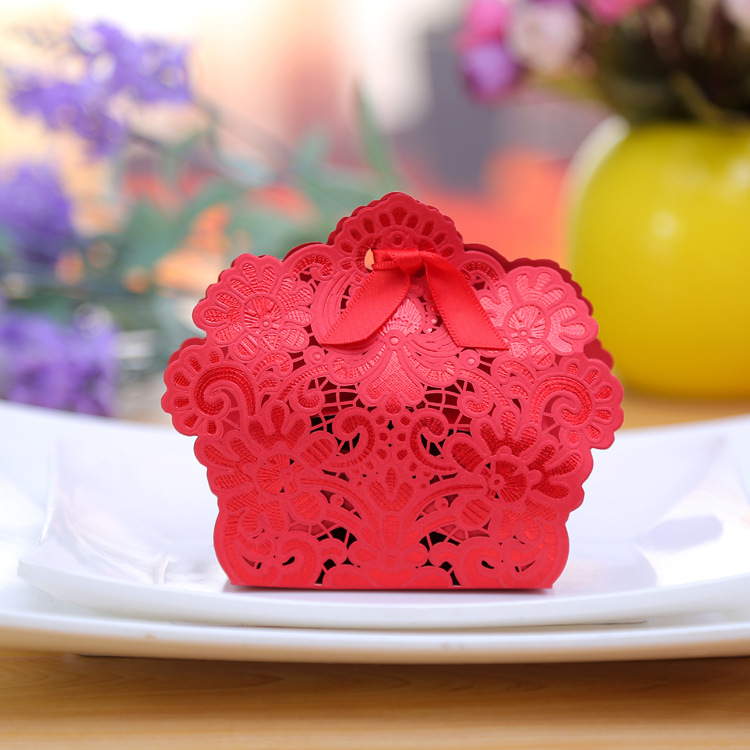 Online Buy Wholesale red favor boxes from China red favor boxes ...