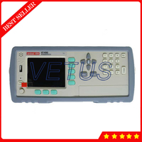 Digital 16 Channels Temperature Meter AT4116  True color LCD display Temperature Testing Instrument With RS232C USB Interface Temperature Instruments     -