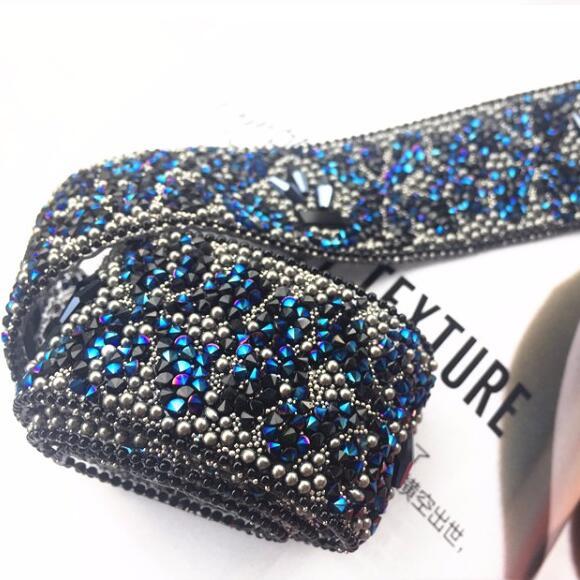 dc167045f5 Aliexpress.com : Buy 10yards 2.2cm Gold Chain Fringed Lace Trim ...