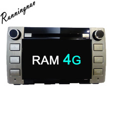 Octa Core RAM 4G ROM 32G Android Fit TOYOTA Tundra 2014 2015 2016 Car DVD Player Navigation GPS Radio