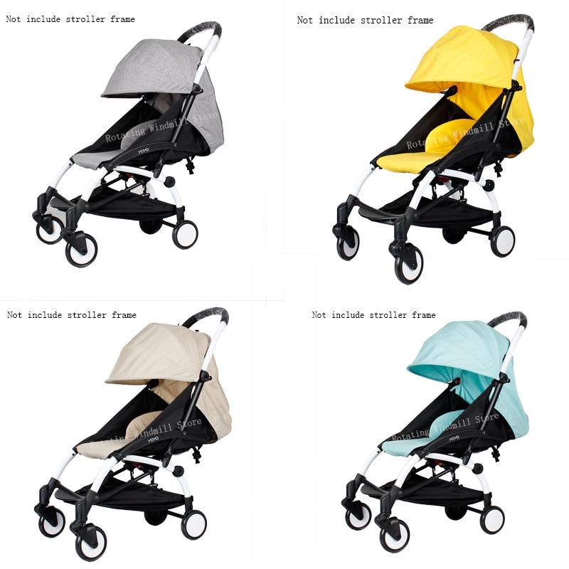 Oxford Cloth BABYYOYA Poussette Stroller 175 degrees Sombra del sol - Actividad y equipamiento para niños - foto 3
