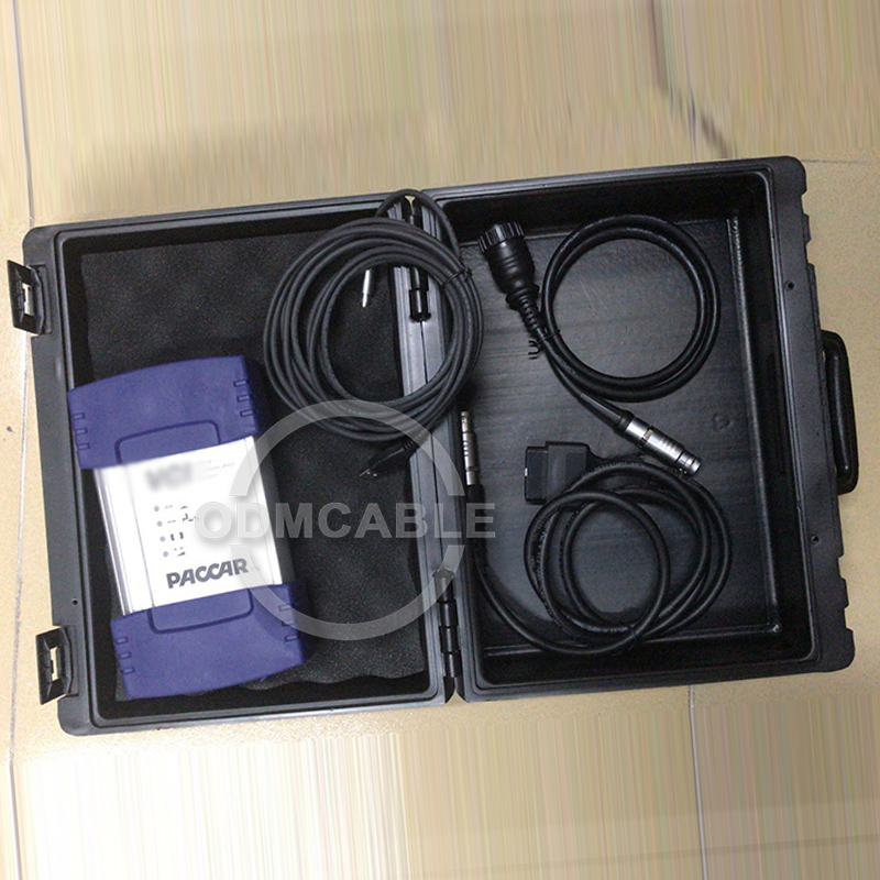 Hot Sale] CF30 laptop with daf 560 MUX OBD II DAF truck diagnosis