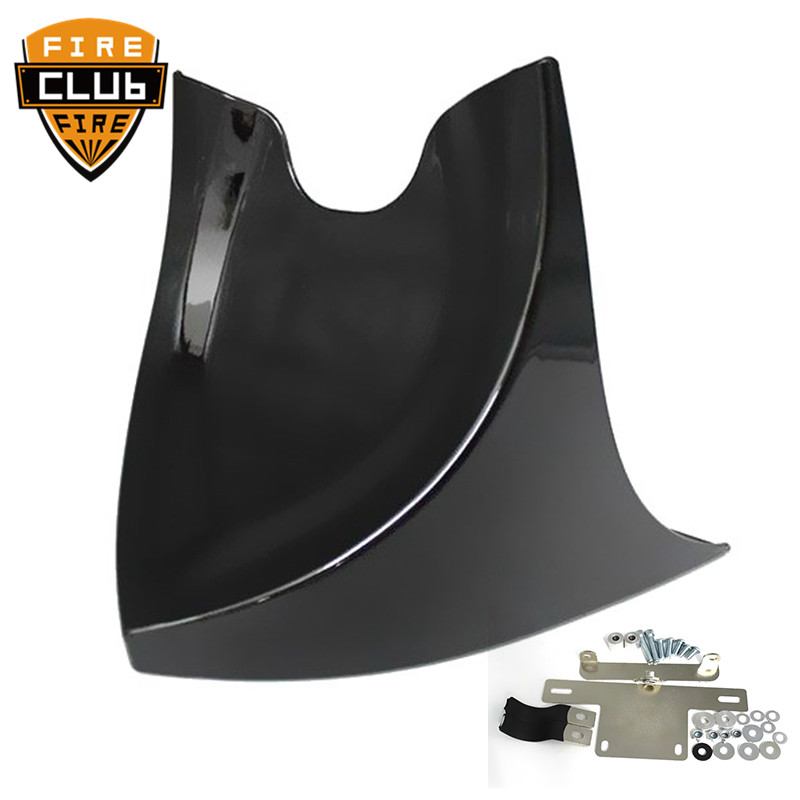 For Harley Sportster 48 883 1200 2004-2018 Fatboy Softail Touring Glide Dyna Chin Lower Front Spoiler Air Dam Fairing CoverFor Harley Sportster 48 883 1200 2004-2018 Fatboy Softail Touring Glide Dyna Chin Lower Front Spoiler Air Dam Fairing Cover
