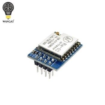 WAVGAT SX1278 LoRa модуль 433 м 10 км Ra-02 беспроводной модуль Ai-Thinker Spread Spectrum Transmission Electronic DIY Kit