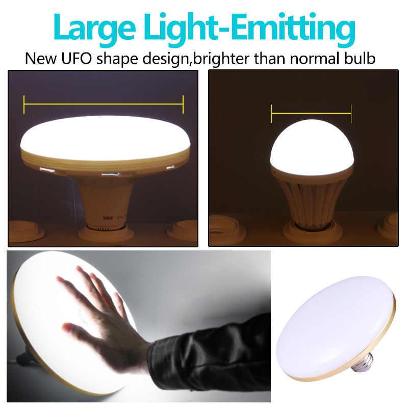 Светодиодный лампы E27 220 V светодиодный потолочный светильник 15 Вт 20 Вт 30 Вт 50 Вт высокой мощности Мощность ампулы Bombillas светодиодные лампы для дома освещение настольные лампы холодный белый