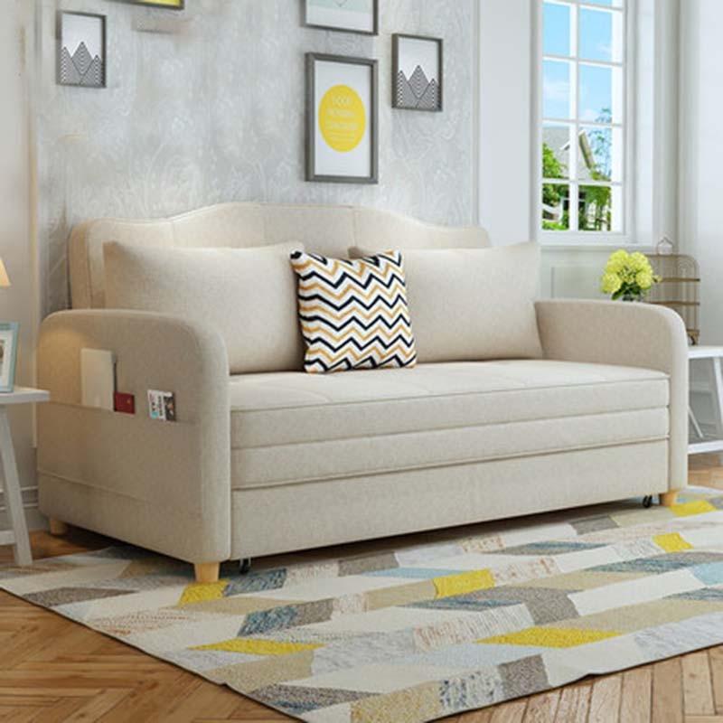 Simple divano letto soggiorno doppio semplice stoccaggio for Divano ad angolo piccolo