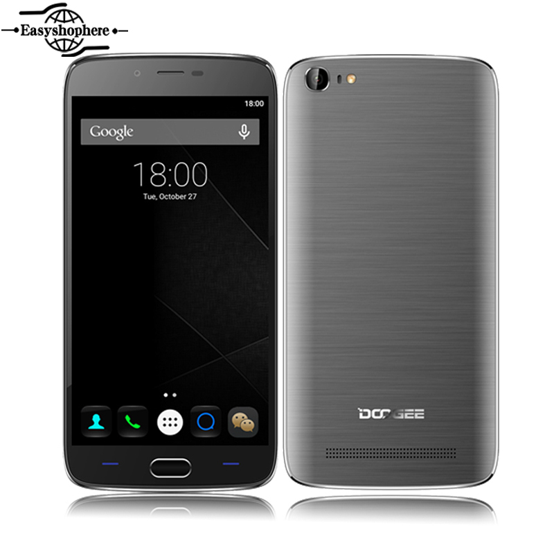 Original Doogee Y200 4G LTE Smartphone 5 5 Inch Android 5 1 MTK6735M Quad Core 2G