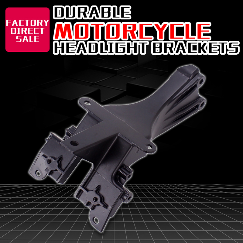 Front Light Headlight Upper Bracket Pairing Headlamp For Kawasaki ZX-14R 2006 200 2008 2009 2010 2011 ZX14R 14R 06-11 Motorcycle