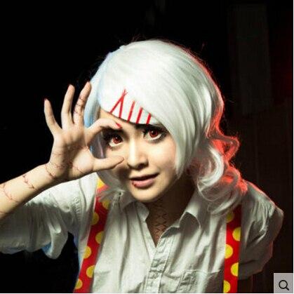 Полный набор Токио вурдалак Juzo Джузо/Рей форма Косплэй Harajuku костюм аниме японский Halloween Party 2 в 1 рубашка + Штаны