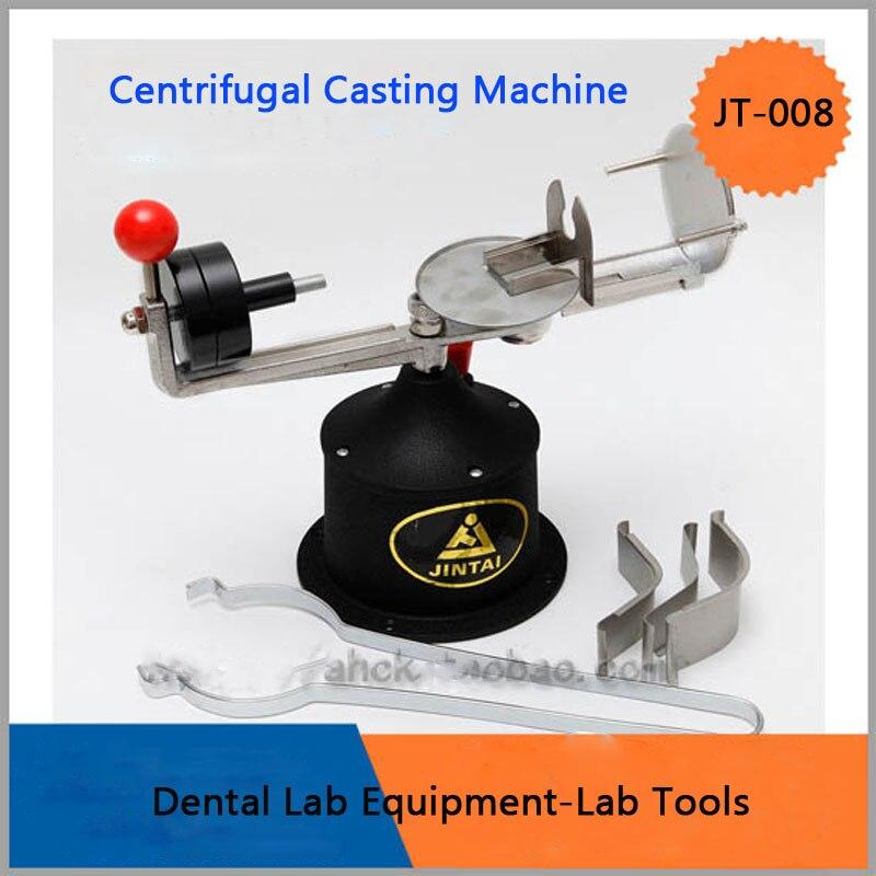 JT-008 Portable Dental Centrifugal Casting Machine Dental Lab Equipment Tools Manual Dental Centrifugal Casting Machine 1PC