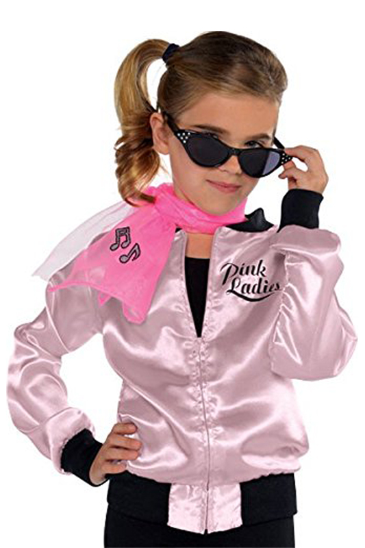 Pink ladies grease kostüm