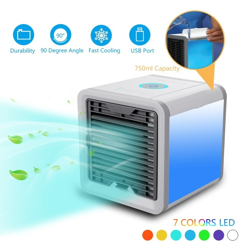 цена на Air Cooler Arctic Air Personal Space Cooler The Quick & Easy Way to Cool Any Space Air Conditioner Device Home Office Desk