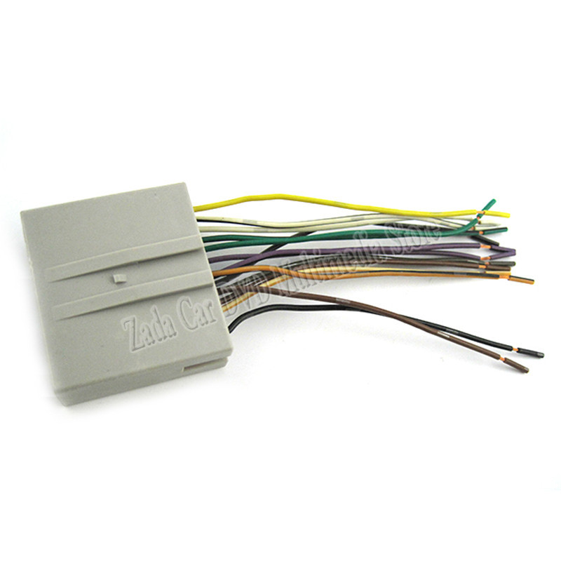 online get cheap buick wiring harness com alibaba group top quality car audio stereo wiring harness adapter plug for buick lacrosse cd dvd