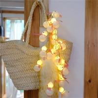 2 Meters DIY Wedding Decoration 20 Leds Mini Lamp Snowman Pattern Creative Lighting Chains Bedroom Outdoor